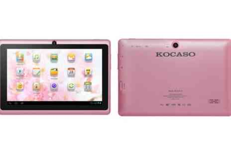 Groupon Goods Global GmbH - Kocaso 7 Inch M752H Dual Core Android 4.2 WiFi with Dual Camera Include Free Delivery - Save 0%