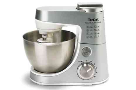 Groupon Goods Global GmbH - Tefal QB405D40 Kitchen Machine with Blender and Cutter Include Free Delivery - Save 60%