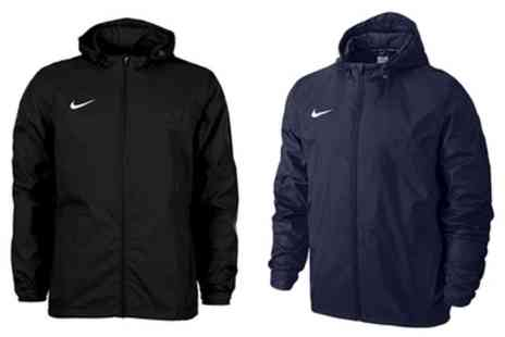 Salvador company - Nike Team Sideline Rain Jacket in Choice of Colour With Free Delivery - Save 13%