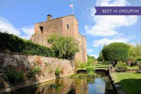 Bickleigh Castle - One to Three Nights Stay for Two with Breakfast and Castle Tour - Save 0%