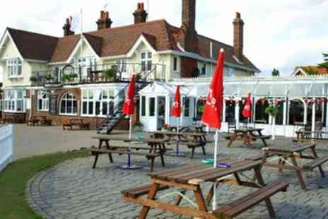 The Victory - One or Two Nights Stay for Two with Full English Breakfast and Dinner - Save 43%