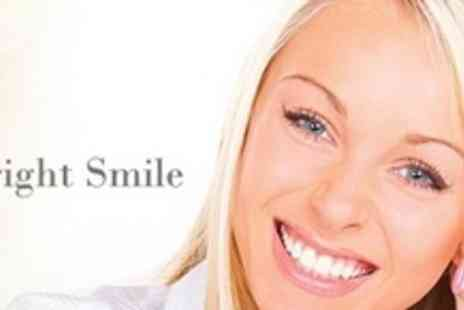 Bright Smile - LED Teeth Whitening For Two - Save 85%