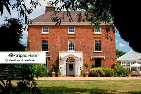 The Hadley Park House Hotel - One or two night Shropshire stay for two with breakfast - Save 50%