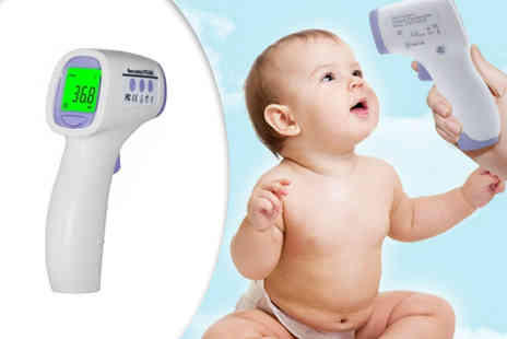 EF Mall - Digital non contact infrared baby thermometer - Save 65%