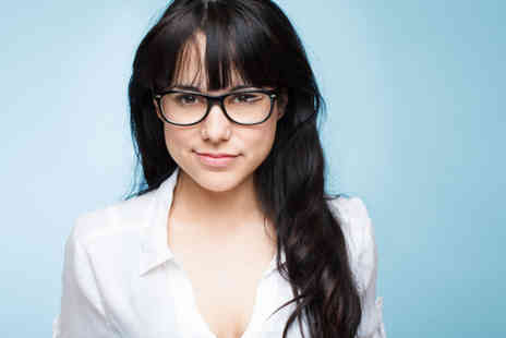 The Spectacle Store - Eye test and two pairs of glasses with two pairs of tinted glasses or with one pair of designer glasses - Save 75%