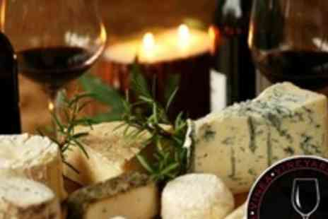 Vinea - Wine Tasting With Cheeseboard For Two - Save 52%