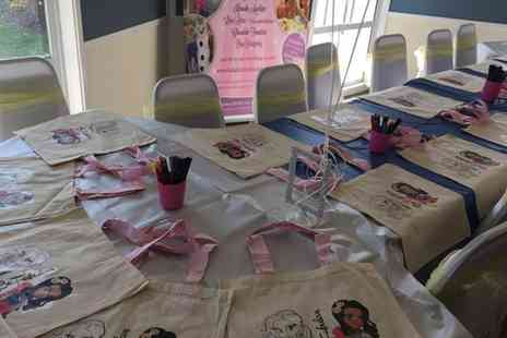 Be Fabulous Boutique - Bag Designing and Pamper Party for Up to 10 Guests - Save 46%