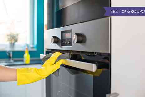 Turnbright - Full Oven Cleaning with Optional Cleaning of One or Two Kitchen Appliances - Save 56%