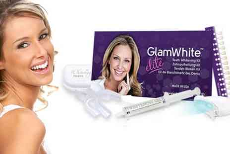 Groupon Goods Global GmbH - GlamWhite Elite Whitening Kit - Save 88%