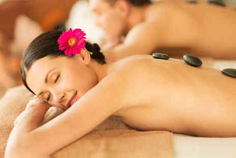 Skinsational Spa and Clinic - Rasul experience and 30 minute BABOR lava volcanic hot stone massage for two - Save 0%