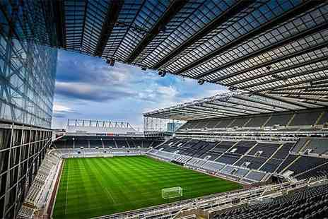 Buyagift - 90 minute stadium tour of St James Park for two adults - Save 0%