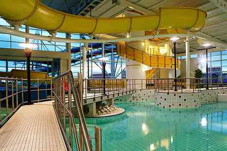 Splash World - Gold child, adult, or family day pass to Splash World - Save 55%