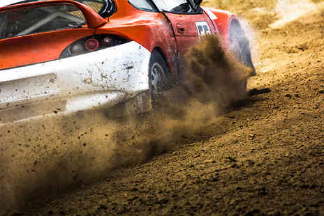 Langley Park Rally School - Rally passenger experience - Save 55%