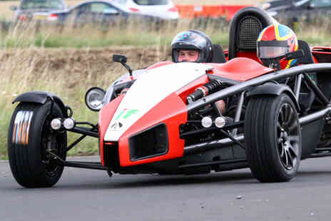 Driving Gift - Four lap Ariel Atom driving experience with certificate - Save 61%