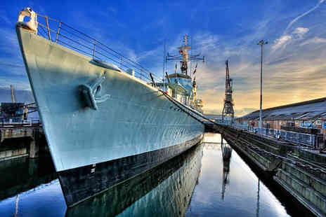 Buyagift - Day pass for a Chatham Historic Dockyard day pass for two - Save 0%