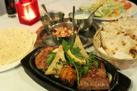 Gurkha Grill - £30 voucher to spend on food for two people - Save 53%