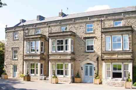 Burythorpe House - Yorkshire Country House Stay with Dinner - Save 36%