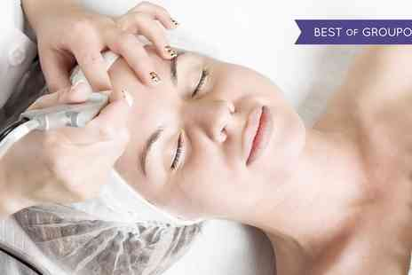 Bee Beautiful - Choice of Microdermabrasion or Steam, Extraction and LED Facial - Save 50%