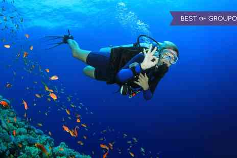 DiveMania Scuba - Discover Scuba Diving Experience for One or Two - Save 48%