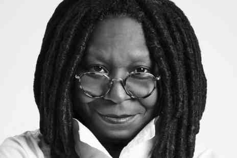 London Palladium - Whoopi Goldberg Stand Up Live on 11 February - Save 0%
