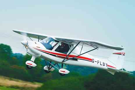 Fly By Light - 90 Minute Learn to Fly Experience for One - Save 0%