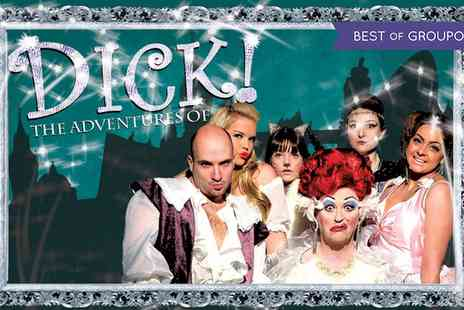 Leicester Square Theatre - One ticket to The Adventures of Dick on 13 To 30 December 2016 - Save 50%