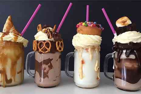 Jacobs Waffl - Freakshake for Two - Save 0%