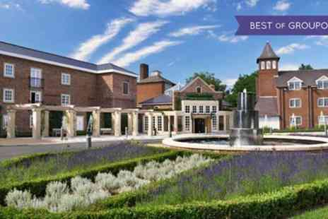 The Belfry - One Night Stay for Two with Breakfast, Dinner, Leisure Access and Spa or Golf Voucher - Save 0%