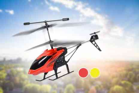 Globi Toys - Remote control helicopter - Save 62%
