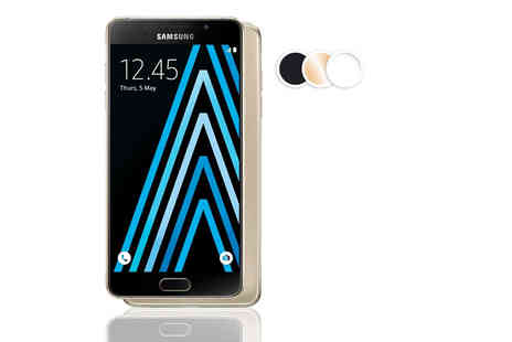 The Smartphone Company - Samsung Galaxy A5 Star choose from black, gold and white Plus Delivery Is Included - Save 76%