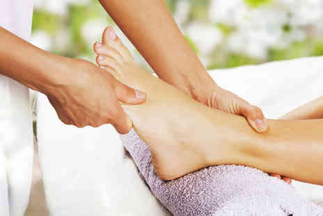 King Health Chinese Medical Centre - One hour foot reflexology treatment with foot spa - Save 73%