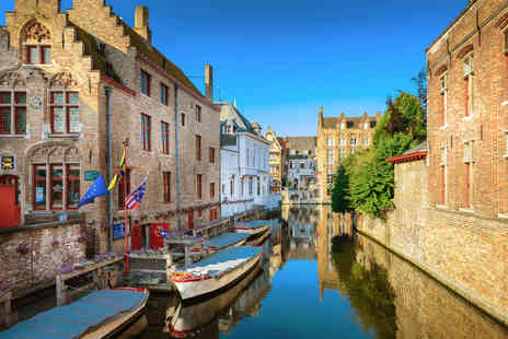 Anderson Tours - Childs or adult ticket for a luxury coach day trip to Bruges - Save 26%