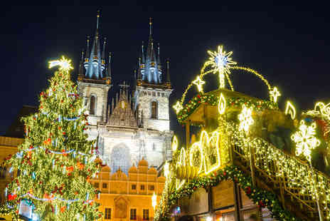 Corinthia Hotel Prague - Five Star 4 nights Stay in a Deluxe Queen Room with City View - Save 70%