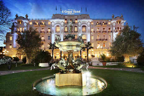 Grand Hotel Rimini - Five Star 7 nights Stay in an Executive Room - Save 62%