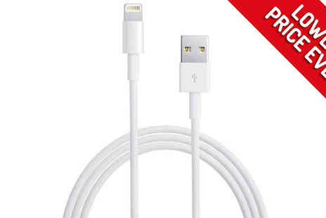 The Fone Stuff - Lightning Charging Cable for iPhone, iPad Or iPod - Save 0%
