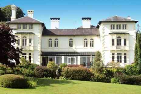 The Falcondale Hotel - High Tea & Bubbly for 2 - Save 48%