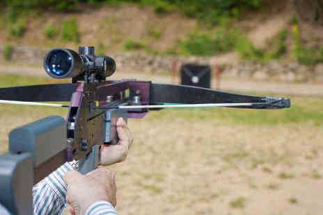 Target Sports World - One hour crossbow lesson for one person - Save 53%