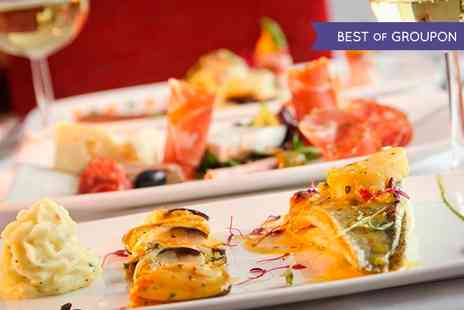 Luna Rosa - Two Course Spanish and Italian A La Carte Meal For Up to Eight  - Save 54%