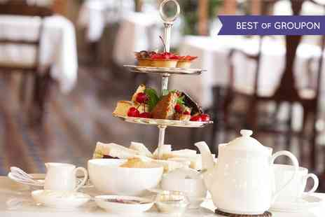 Bar Zero - Afternoon Tea with Prosecco for Up to Six - Save 50%