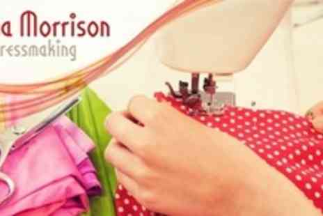 Emma Morrison Dressmaking - Three Hour Beginners Dressmaking Workshop - Save 54%