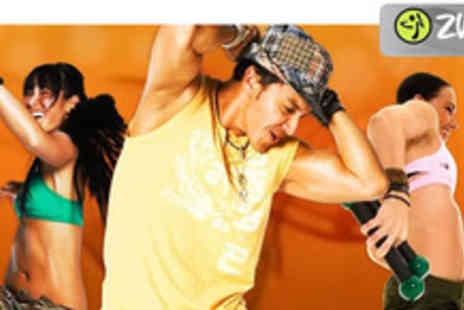 Zumba Fitness London - 10 Classes of Zumba Train with the best in the heart of London - Save 69%