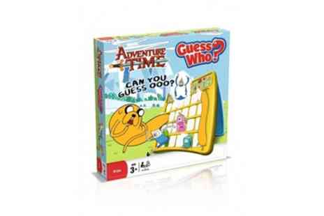 Groupon Goods Global GmbH - Guess Who Adventure Time Edition Game - Save 19%