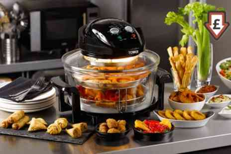 Groupon Goods Global GmbH - Tower Air Fryer T14001 With Free Delivery - Save 60%