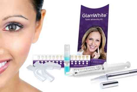 /Groupon Goods Global GmbH - Home Teeth Whitening Kit with Whitening Pen and 10ml Syringe - Save 85%