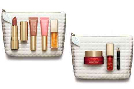 Raion - Clarins Sweet Party Collection or My Sparkling Lips Cosmetics Sets With Free Delivery - Save 38%