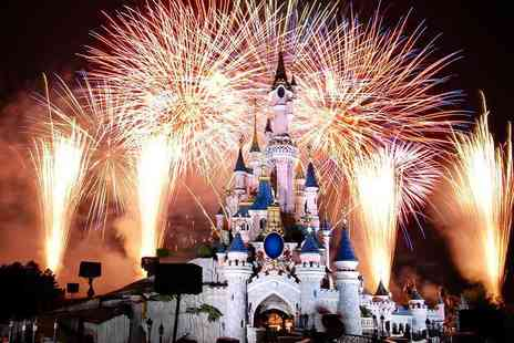 Coach Innovations - New Years Eve Disneyland and Walt Disney Studios day trip with fast track ride entry and return coach - Save 0%