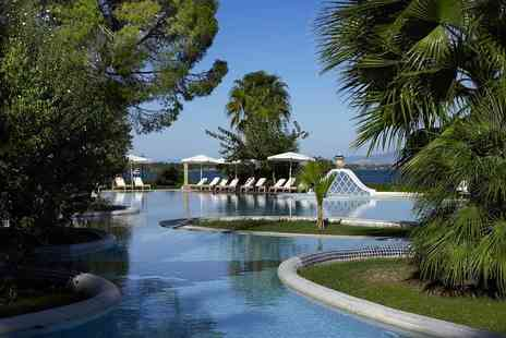 ClearSky Holidays - Three, Five or Seven night 5 Star all inclusive spa break to Kamena Vourla including flights and car hire - Save 37%