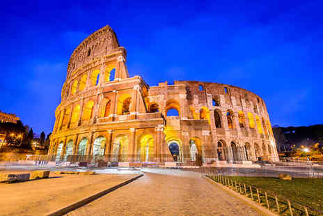 Cheap Cost Holidays - Two night Rome break with flights - Save 39%