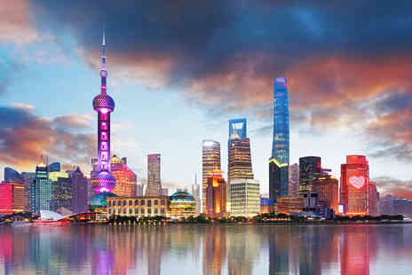 Worldwide Tours & Travel - Seven night Shanghai break and cruise with flights - Save 32%