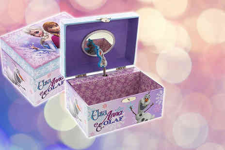 Tooltime - Musical jewellery box - Save 53%